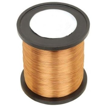 38 SWG Enamelled Copper Wire - 1 metre